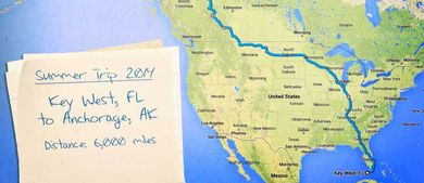 Go RVing From Key West To Alaska 6,000 Miles Of Inspiration
