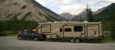 RV Adventures On The Alaska Highway
