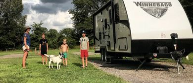RVing With Dogs 8 Campgrounds With Awesome Puppy Parks