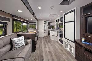 Travel Trailer Spacious Living