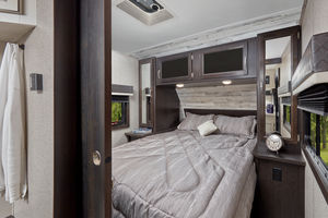 Travel Trailer Separate Bedroom