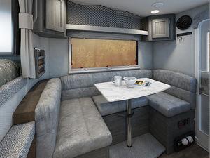 Truck Camper Dining