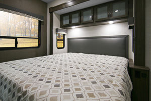 5th Wheel Trailer Private Bedroom