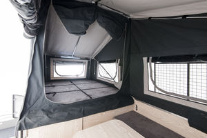 Pop Up Camper Open-air Sides