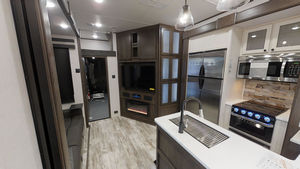 Sport Utility RV Living area