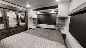 Sport Utility RV Private Bedroom